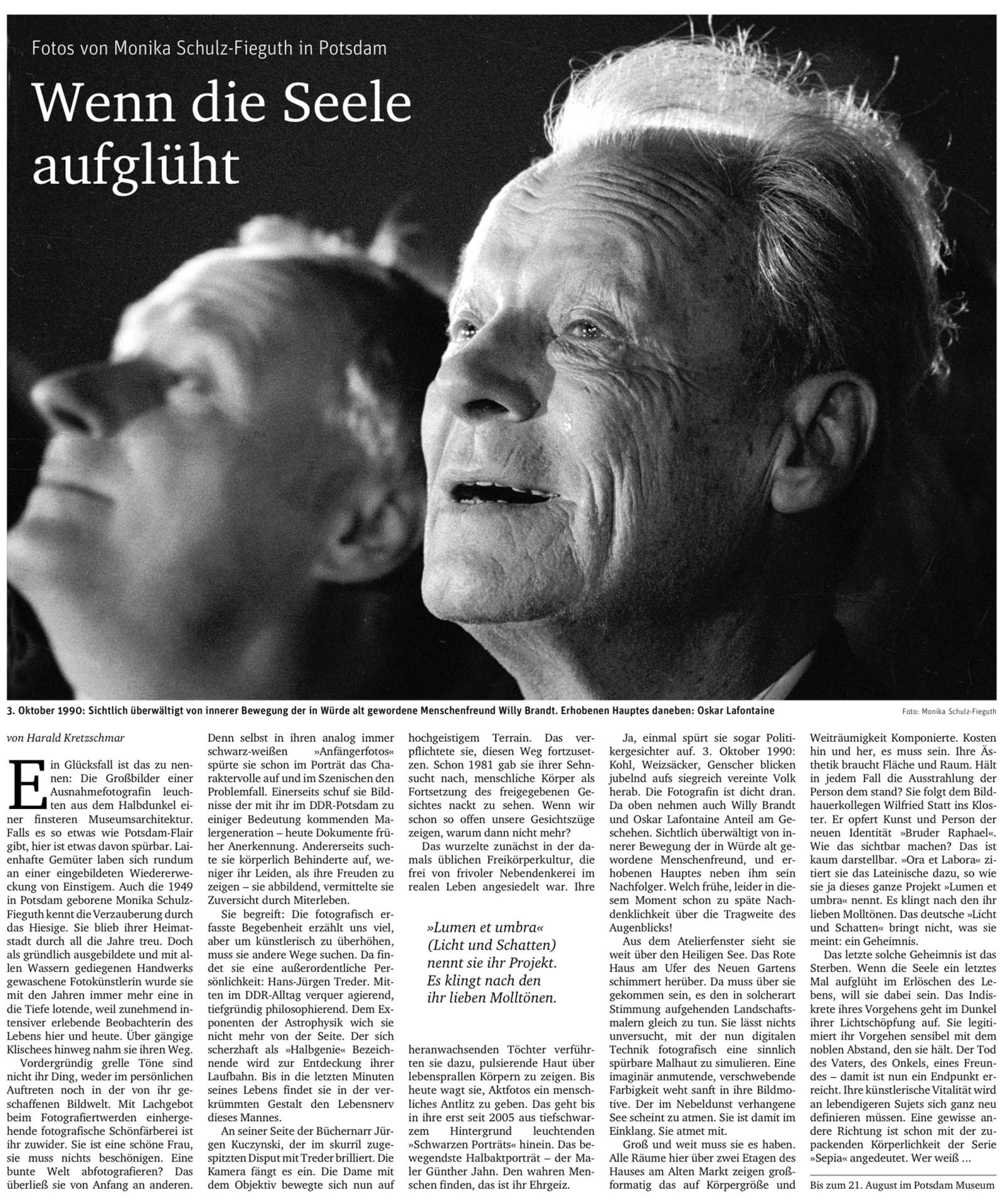 Artikel Harald Kretschmar