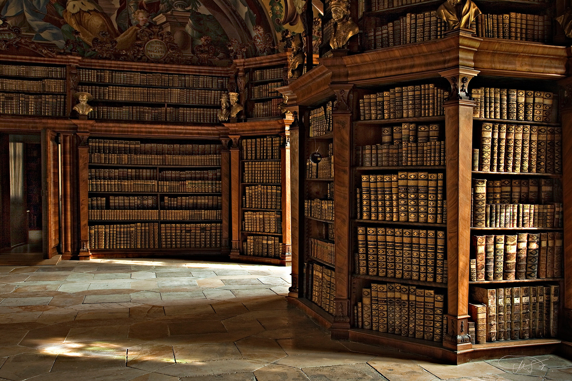 Bibliothek:Goldener Saal von 1771