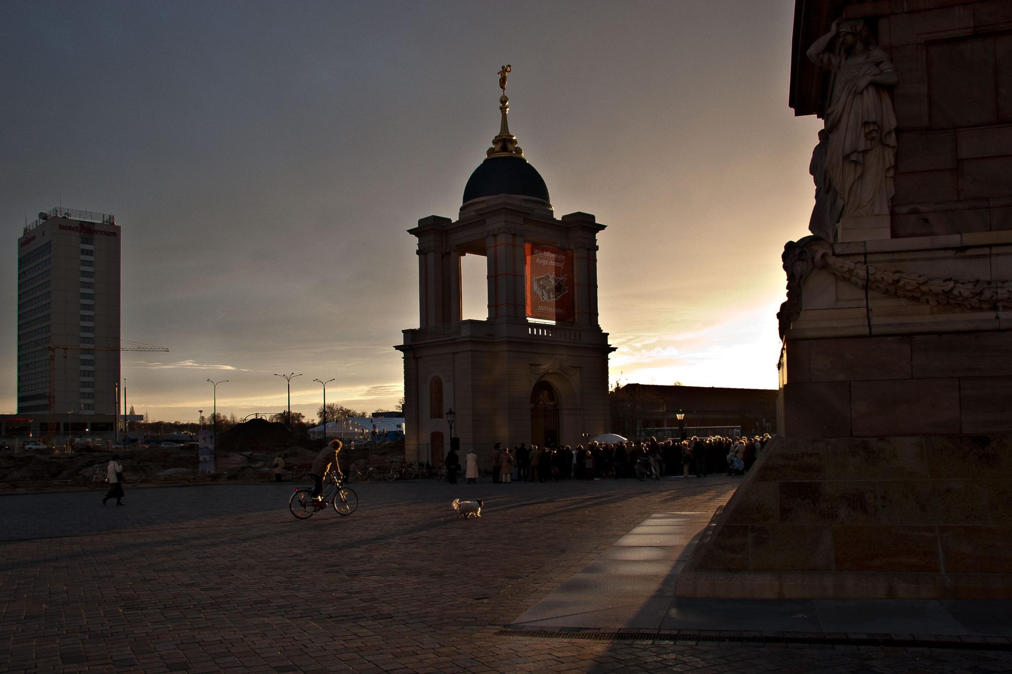 Fortunaportal vom Stadtschloss Potsdam