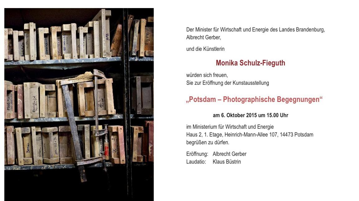Einladungskarte Ausstellung Schulz-Fieguth - MWE-1