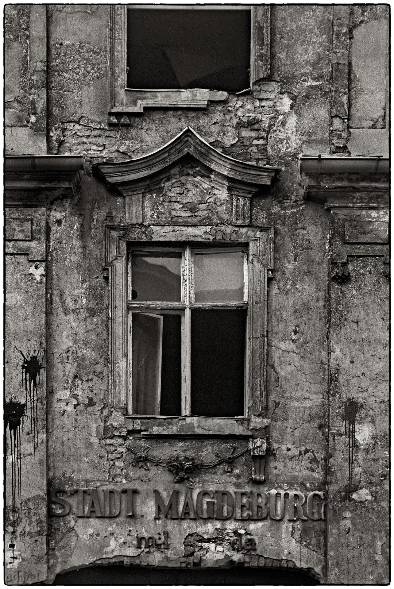 Architektur- Potsdam 1991
